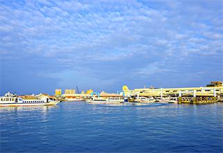 Ishigaki port