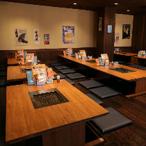 Okinawa yakinikukokusai 店内2 sub2_shusei