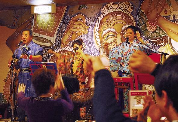 Okinawa angama ライブ main