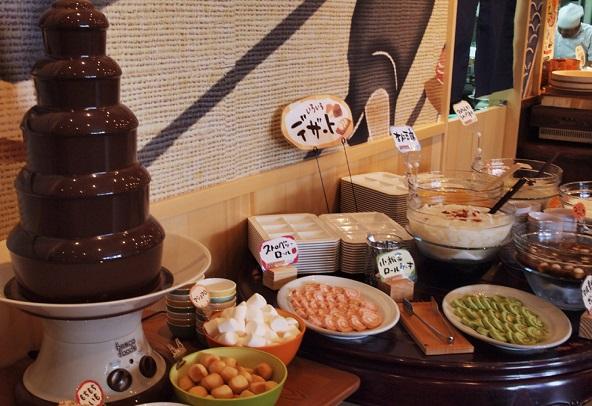 Okinawa karakara デザート main