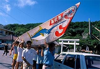 奥武島海神祭02