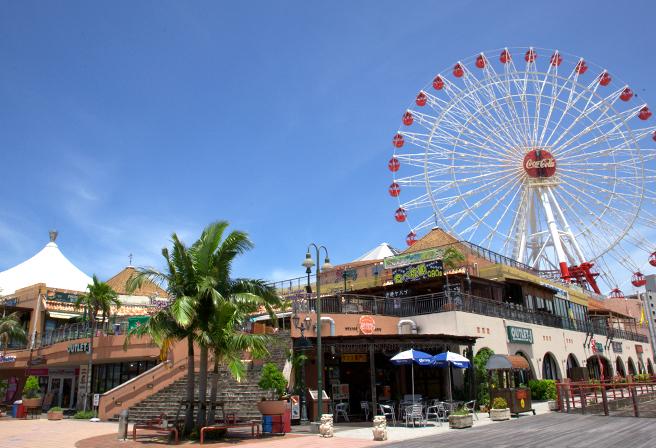 一天也游不盡的美國都市型度假之地「美浜町美國村」