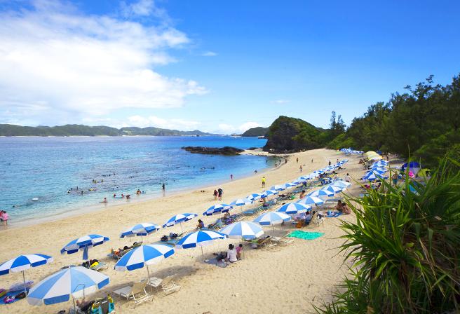 Three best tips for Okinawa's beaches