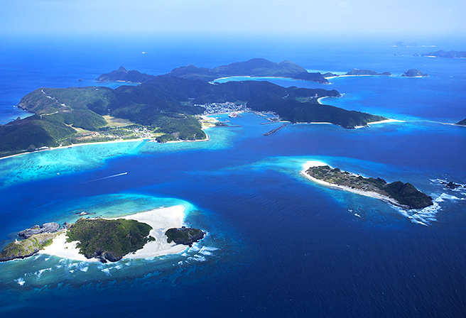 "Paradise Near Okinawa! A .Day Trip to the ""Kerama Islands"""