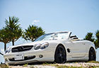 Convertible Cars Benz SL500
