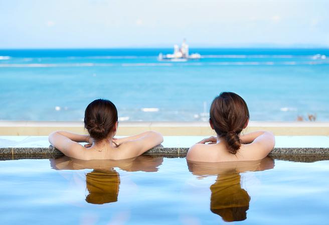 說到冬天就想到溫泉!沖繩的溫泉5選