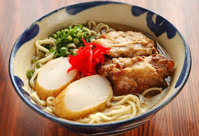 "The Soul Food of Okinawa - 5 Recommended Gourmet Serving ""Okinawa Soba"""