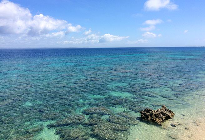 神之島「久高島」