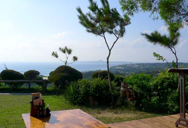 最奢侈的享受! 美麗的沖繩海景咖啡特集(沖繩本島北部編)