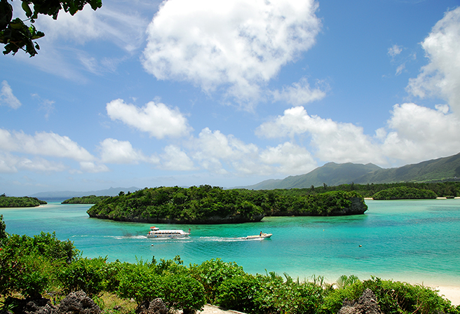 A Dreamlike Picturesque Scenery - Fun at Ishigaki Island and Kabira Bay