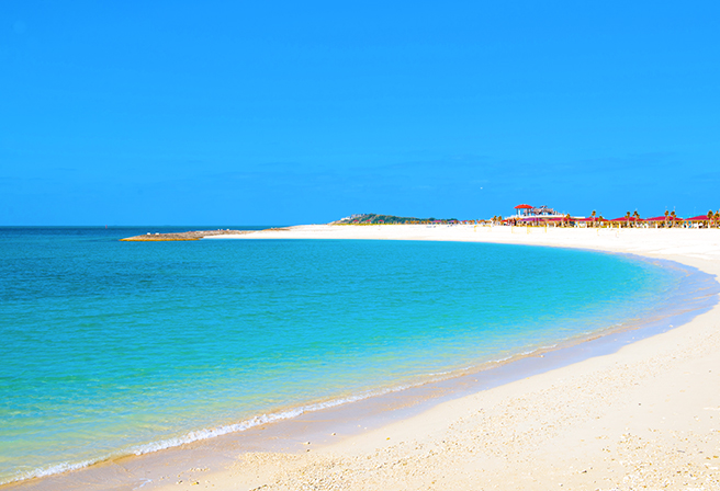 First Beach To Visit At Okinawa, 15-Minute Drive From The Airport - The