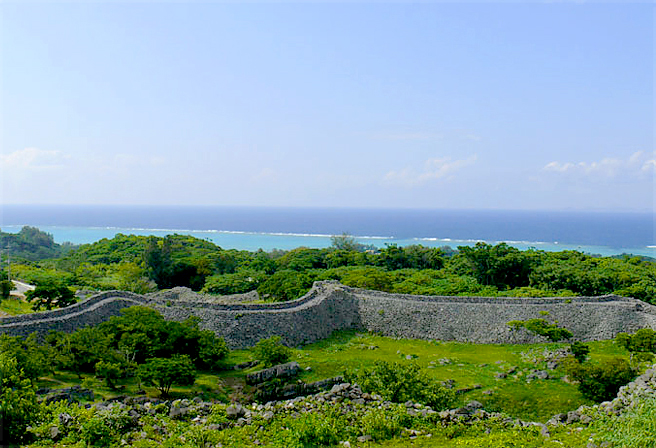 Nakijin Castle Ruins: Okinawa before the Ryukyu Kingdom