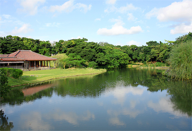 "Shikina-en: The only ""Ryukyu garden"" registered as a World Heritage Site"