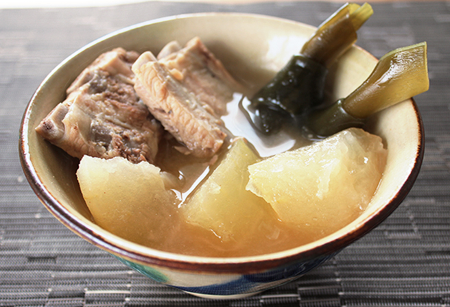 Sparerib Soup: The Must Try Traditional Winter Dish of Okinawa