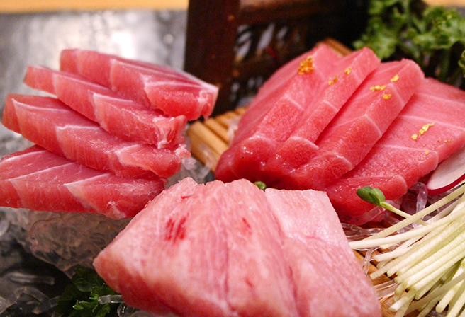 Come Taste Tuna, the King of Fish!