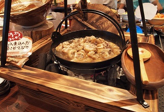 Okinawa karakara てびち food2