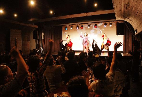 Okinawa raira ライブ main