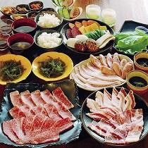 Okinawa yaima 石垣牛とあぐーのコース sub4