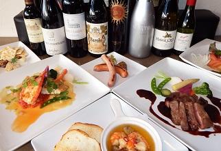 品揃え豊富なワインや単品